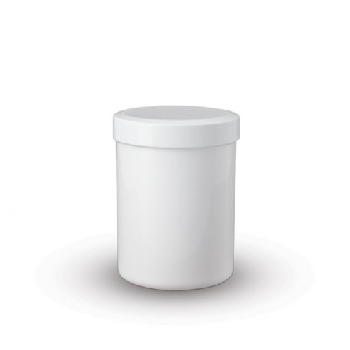 Plastična kutija sa navojem 125ml - visoka forma