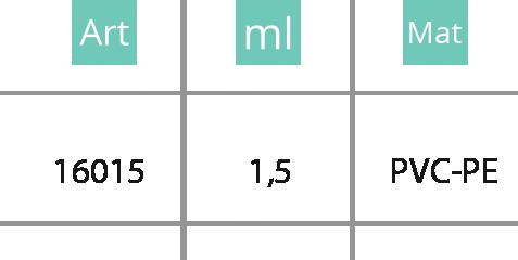 Supoforma 1,5ml - tabela