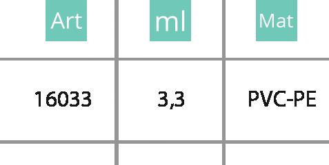 Supoforma 3,3ml - tabela