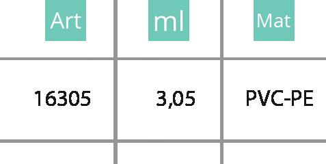 Supoforma 3,05ml - tabela