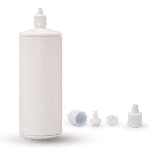 Plastična boca sa sigurnosnim tamper proof zatvaračem 1000ml