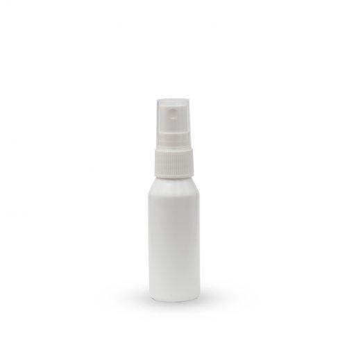 Plastična boca sa raspršivačem - okrugla 30ml