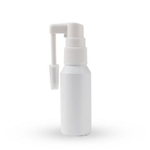 Plastična boca sa oralnim raspršivačem 30m