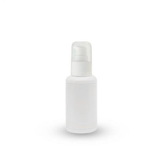 Plastična boca sa dispenzerom za kremu/gel 50ml
