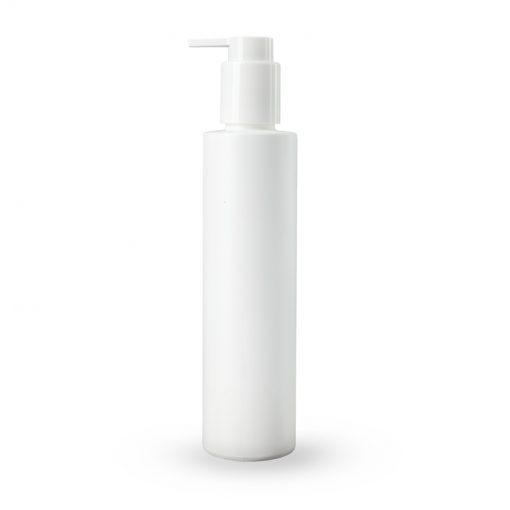 Plastična boca sa dispenzerom za kremu - opruga spolja 200ml