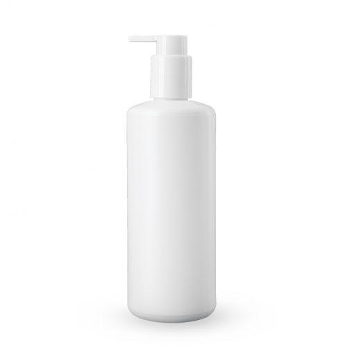 Plastična boca sa dispenzerom za kremu - opruga spolja 400ml
