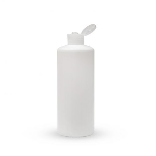 Kozmetička boca sa klik-klak zatvaračem 400ml