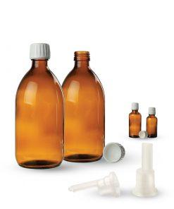 Staklene boce i dodaci